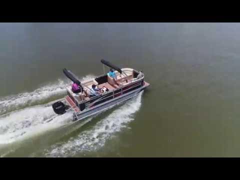 GR Pontoon Boat Drone Reel