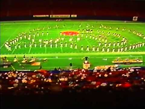 Shikellamy Marching Braves 1992
