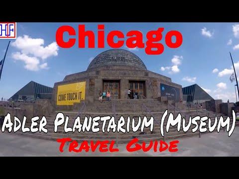 Chicago | Adler Planetarium | Tourist Attractions | Episode# 5