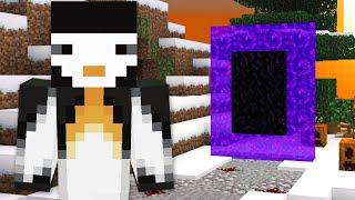 Minecraft Xbox | CURSED NETHER PORTAL [467]