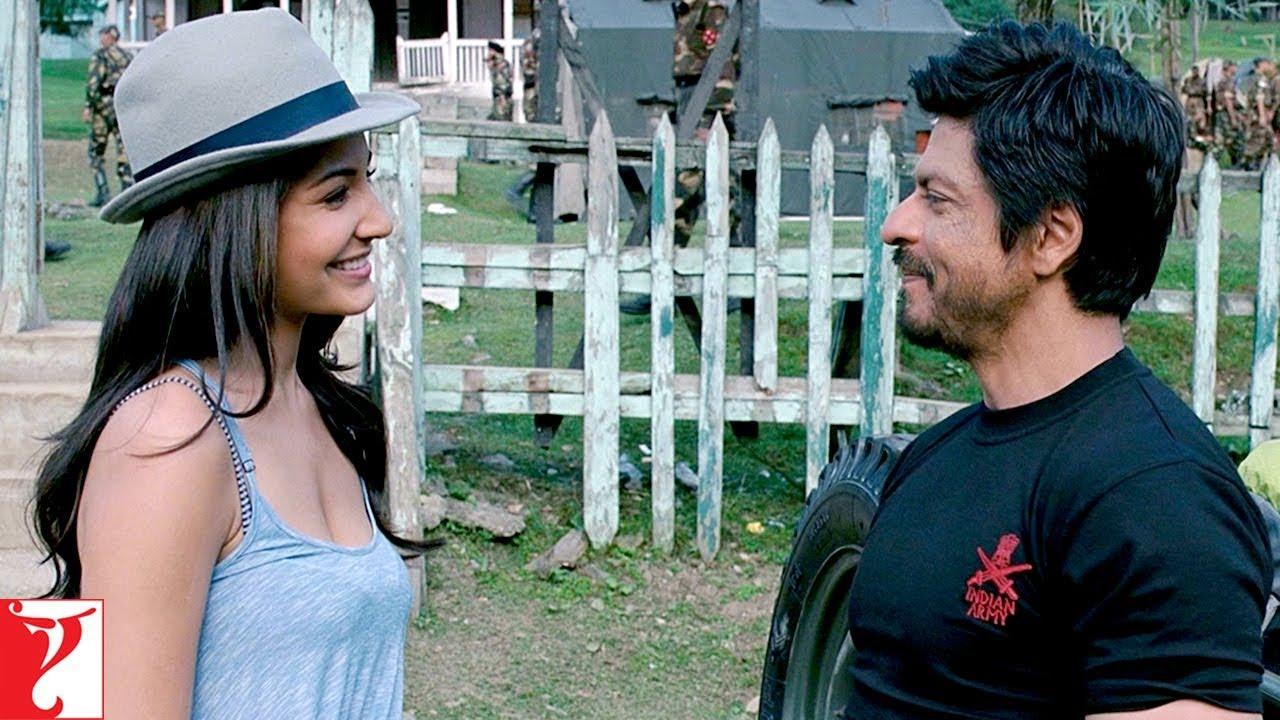 Download Supergirl | Jab Tak Hai Jaan | Scene | Shah Rukh Khan | Anushka Sharma