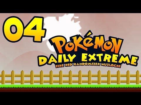 Pokémon Daily Extreme Fire Red [PL] #4 - Pierwsza ewolucja?!