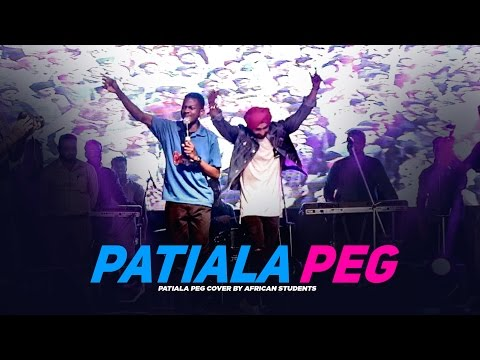Patiala Peg Cover By African Students | Punjabi Songs | Diljit Dosanjh | Jay K | Speed Records
