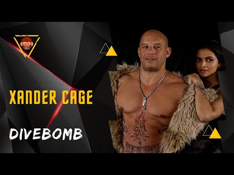 XXx Return Of Xander Cage • Divebomb