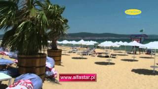 Słoneczny Brzeg, najpiękniejsza plaża w Bułgarii !