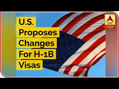 U.S. Proposes Changes To H-1B Visas | ABP News
