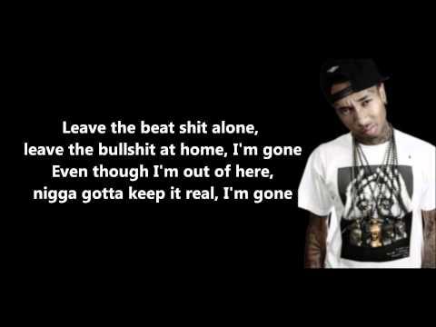 I'm Gone Lyrics - Tyga Feat. Big Sean // HD