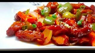 বলদশ চল চকন রসপ Easy Chilli chicken Recipe Bangladeshi Chilli Chicken CHILLI CHICKEN