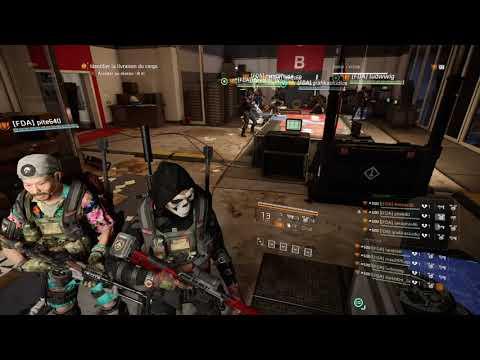 Premier Raid Hardcore Team FDA