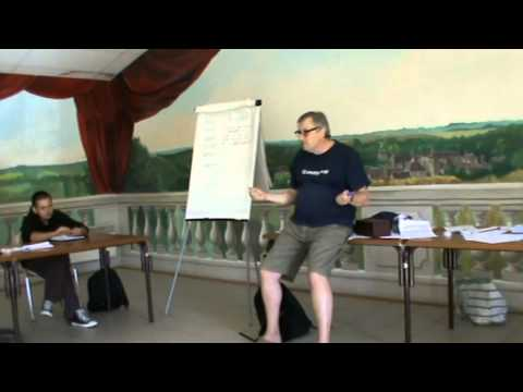 Oscar Brenifier Summer Seminar 2012 - Exercise 'think the unthinkable' - part 1
