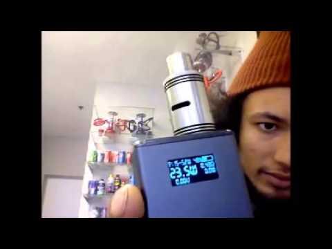 Jellyfish 43W Box Mod by Lotus - Smoking Gentleman Review
