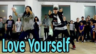 LOVE YOURSELF - Justin Bieber Dance | @MattSteffanina Choreography (Int/Adv Hip Hop Class)
