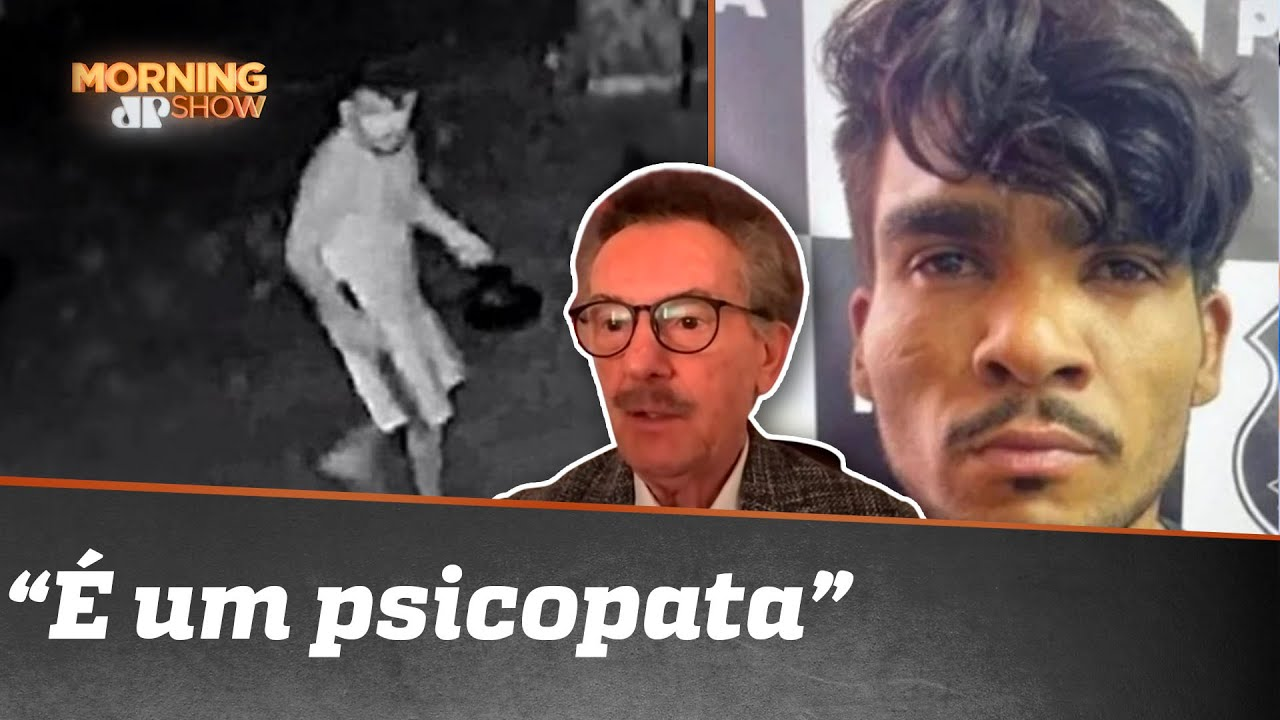 Lázaro Barbosa é um serial killer? | Guido Palomba