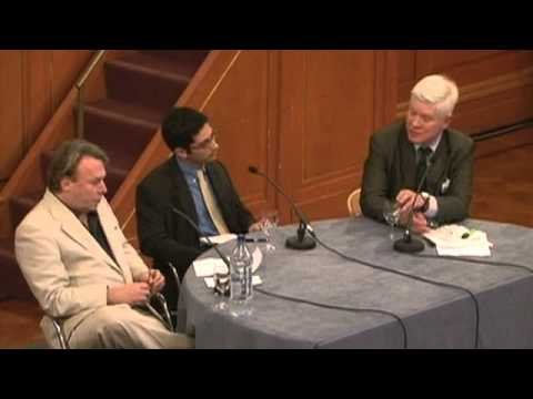 Hitchens and Haldane - Why Human Rights? - The Veritas Forum