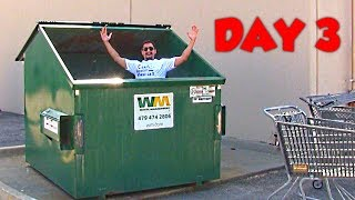 I Dumpster Dove Everyday For 1 Week