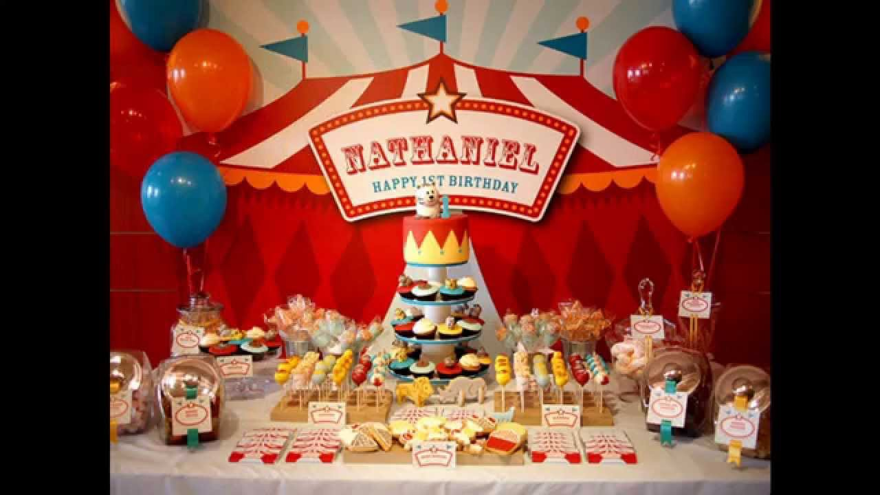 Carnival Theme Party Ideas Decorations Part - 16: Unique Circus Theme Party Decorations Ideas