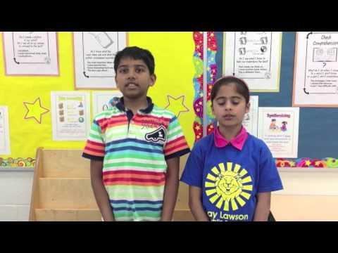 Mrs. Ewart's PSA on Water Pollution Vaarij and Harroop