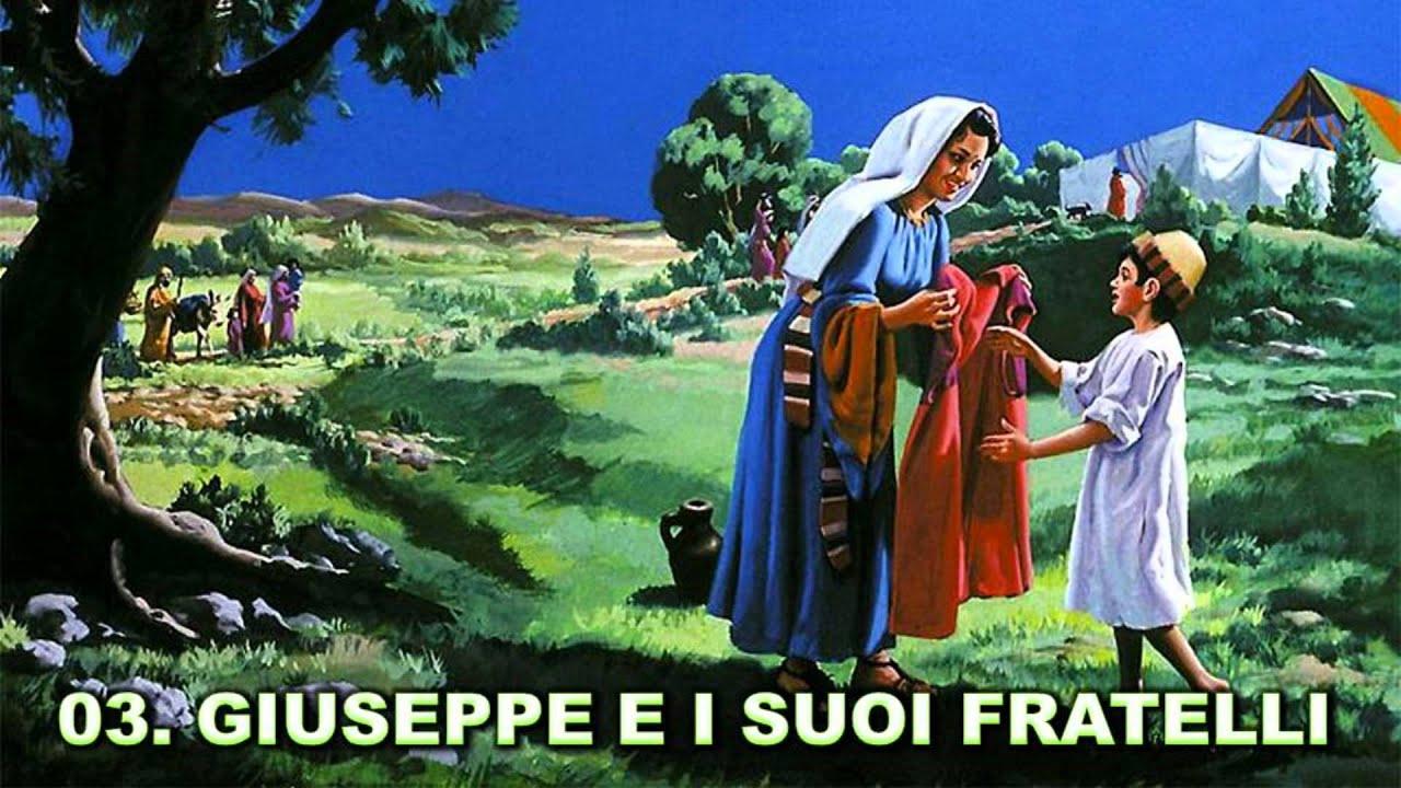 Storie della bibbia per bambini 03 giuseppe e i suoi for Immagini giraffa per bambini