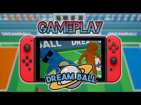 DreamBall | Gameplay [Nintendo Switch]