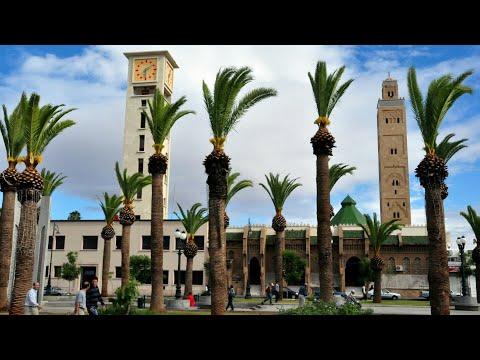 VLOG (17) OUJDA (MAROC)Awel VLOG F L'Bled تسركيلة مع العشران في اجمل مدينة في المغرب {وجدة}