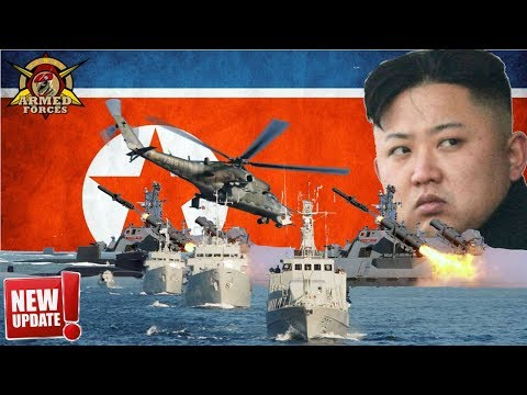 Thumbnail: North Korean Navy 2017 - Show Of Power, Trump !! We're Stronger Than You Think