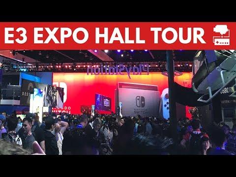 Live E3 Expo Hall Tour!