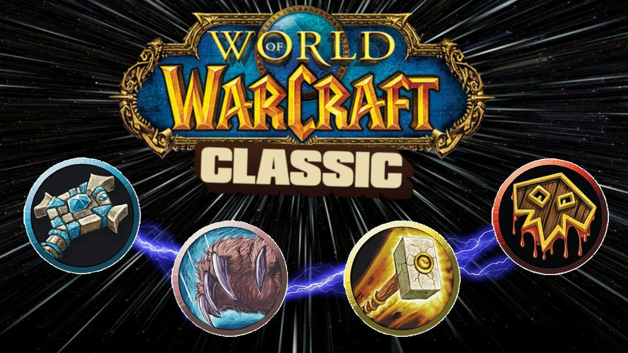 Which Healing Class Should You Pick For Classic Vanilla WoW?