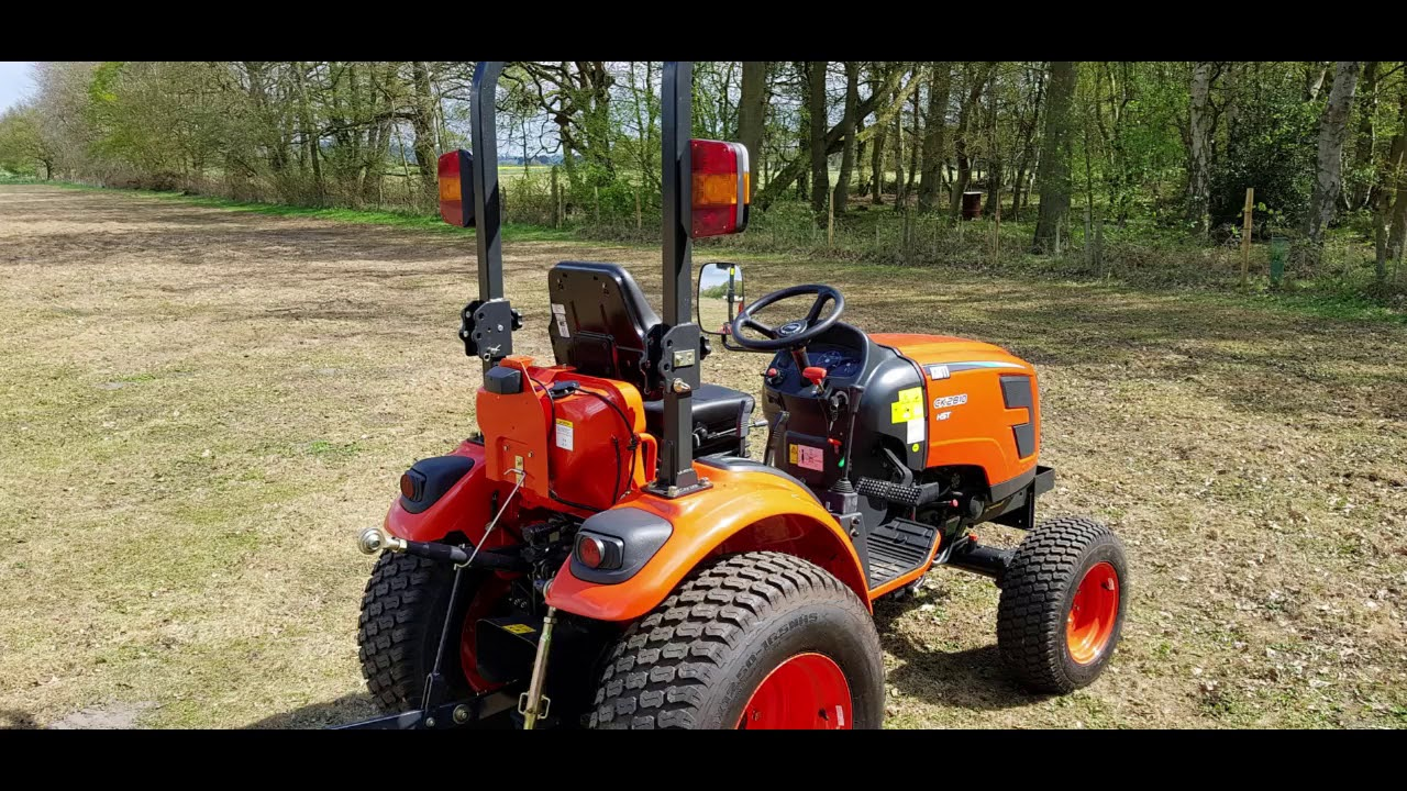 New Kioti Compact Tractor CK2810 For Sale | Compact Tractors For Sale UK