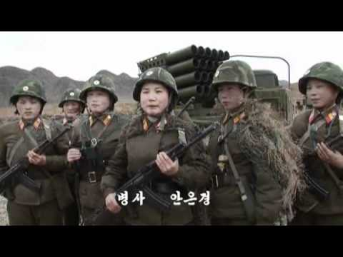 Korean People's Army is ready!