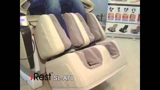 массажное кресло irest sl a70