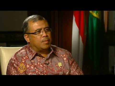 Israel out of control says Indonesia justice minister