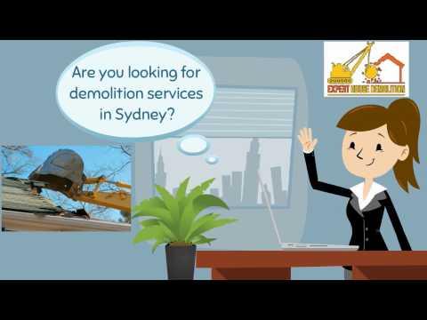 Demolition Services Sydney   The Home Demolition Expert in Sydney