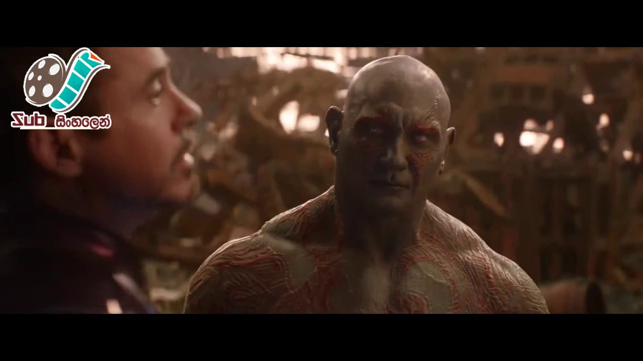 avengers- infinity war trailer sinhala subtitles (2018) - youtube