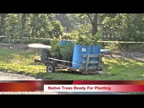GOAL Re-vegetation Project Levittown, Pennsylvania