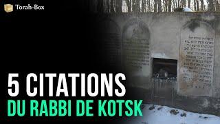 Rabbi Ména'hem Mendel de Kotsk