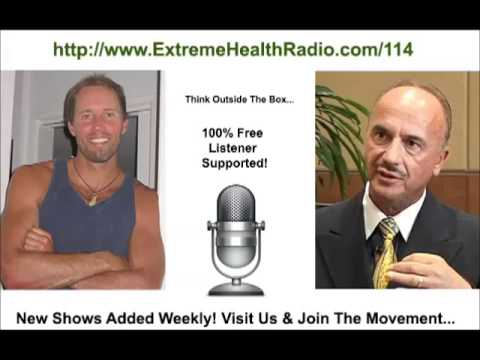 Dr. Leonard Coldwell - How Stress & Fear Cause Cancer & What To Do About It