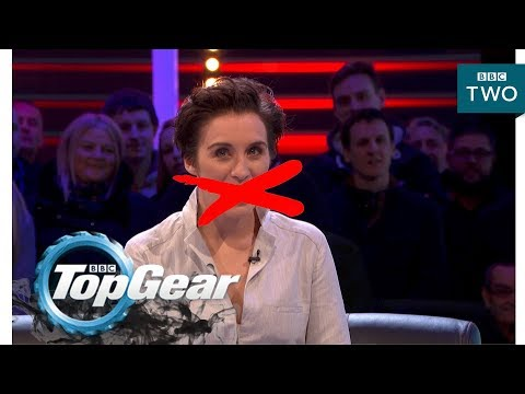 How many times did Vicky McClure swear?  Top Gear  BBC Two
