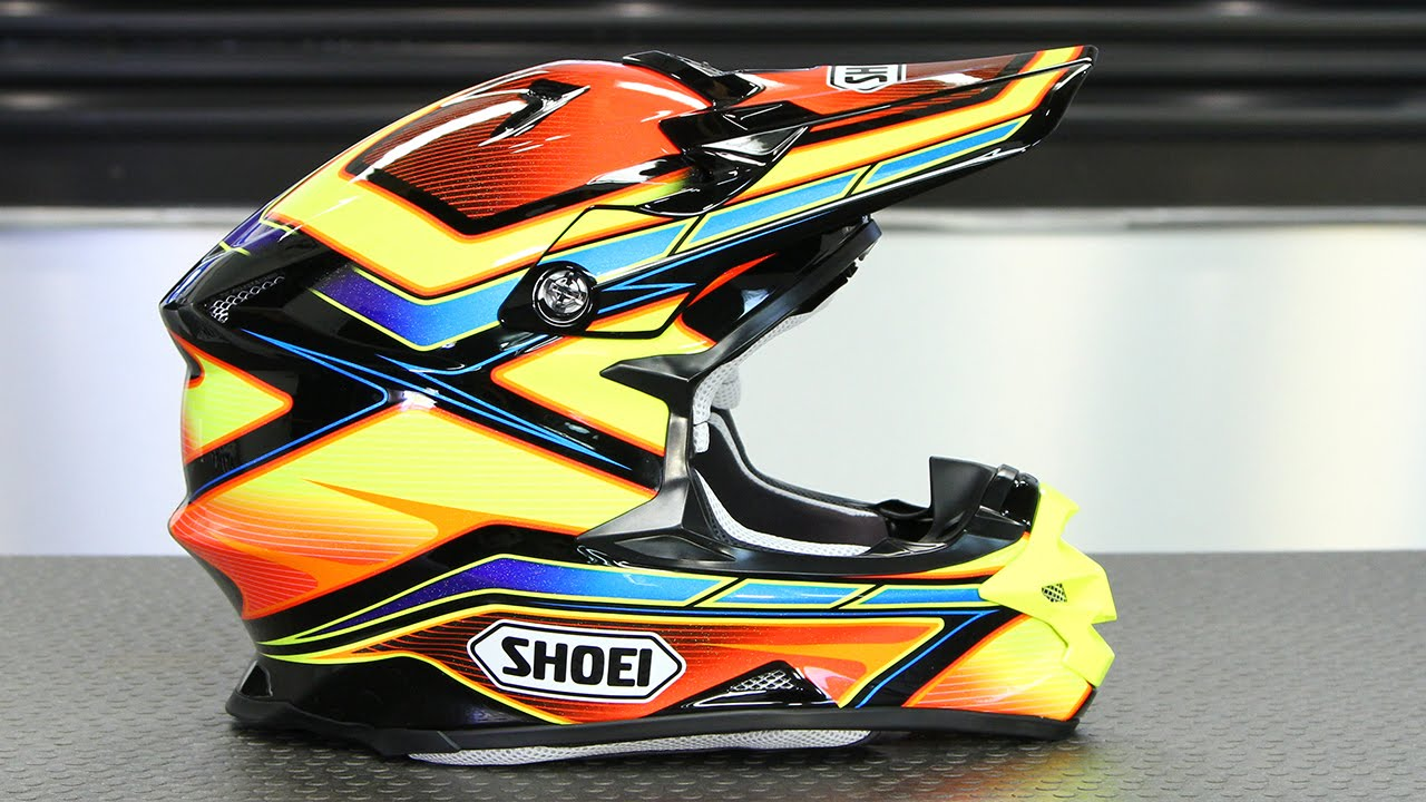 shoei vfx w capacitor helmet motorcycle superstore youtube. Black Bedroom Furniture Sets. Home Design Ideas