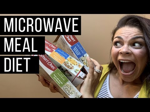 Microwave Meal DIET Lose 5 Pounds in 5 Days Smart Ones FEMME LIFE (2019)