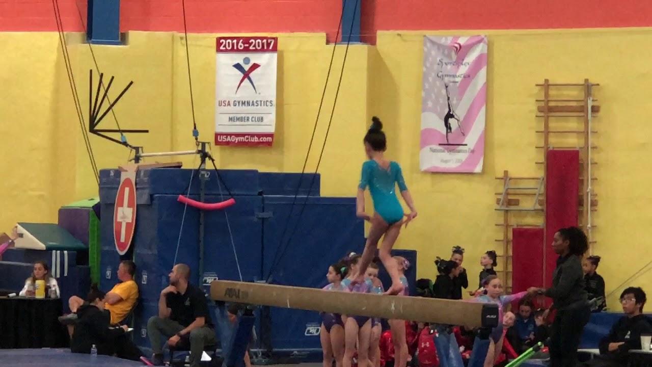 hill classic gymnastics meet