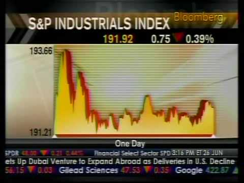 Sectors to Watch - Materials, Industrials, Consumer-Related - Bloomberg