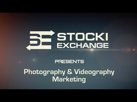 Photography & Videography - Stocki Exchange Marketing Show