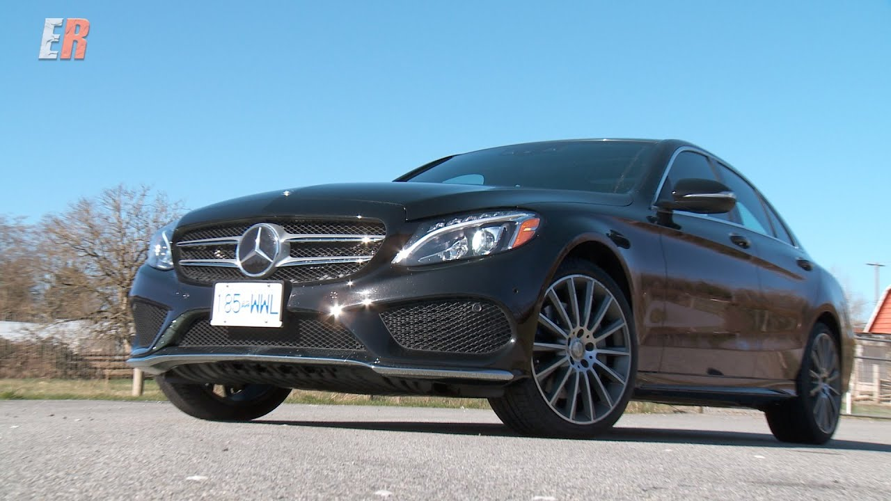 2015 mercedes benz c class sedan first drive review youtube for 2015 mercedes benz c300 review