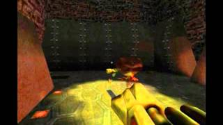 Quake II PC Crusher Benchmark - Celeron 300A, Power VR PCX2 (m3D)