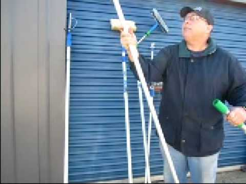 Awning Cleaning Tools and Tips - YouTube