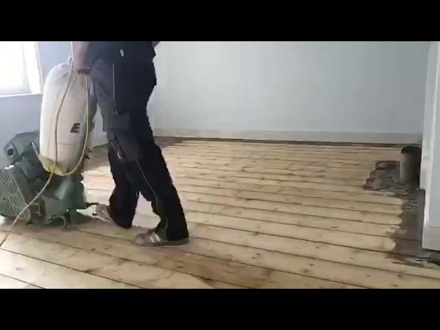 Floor Sanding only
