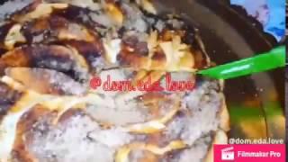 НАСТОЯЩИЙ ЯБЛОЧНЫЙ ПИРОГ!😍 Итальянский деревенский🇮🇹Готовим дома: Яблочный пирог/Выпечка дома