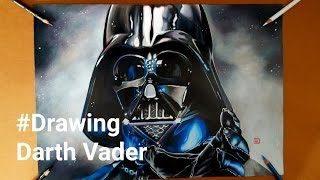 Video Darth Vader Drawing Fan Art - Star Wars download MP3, 3GP, MP4, WEBM, AVI, FLV November 2017