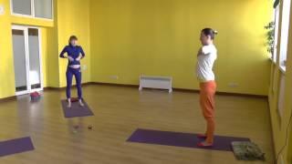 Видео урок Йога для беременных с Татьяной Соломичевой(, 2015-12-22T15:20:00.000Z)
