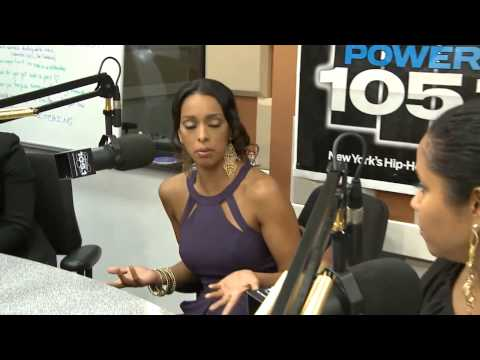 Interview With Govan Sisters From Basketball Wives At The Breakfast Club Power 105.1.mp4